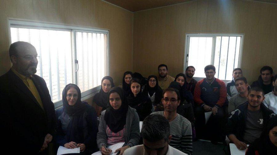 کارگاه آموزشی روانشناسی ورزشی در تبریز برگزار شد