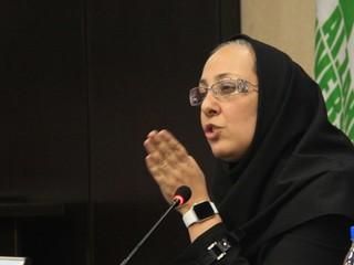 لاله حاکمی در همایش دانشگاه الزهرا