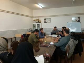 نشست آموزشی روانشناسی زنجان