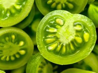 گوجه فرنگی سبز آنابولیک