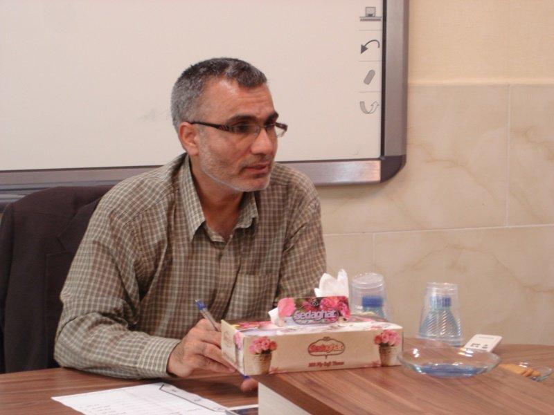گفتگوی رادیویی رئیس هیات پزشکی ورزشی استان با صدای استان مرکزی