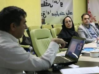 گزارش هیأت کرمان در هیأت رئیسه فدراسیون
