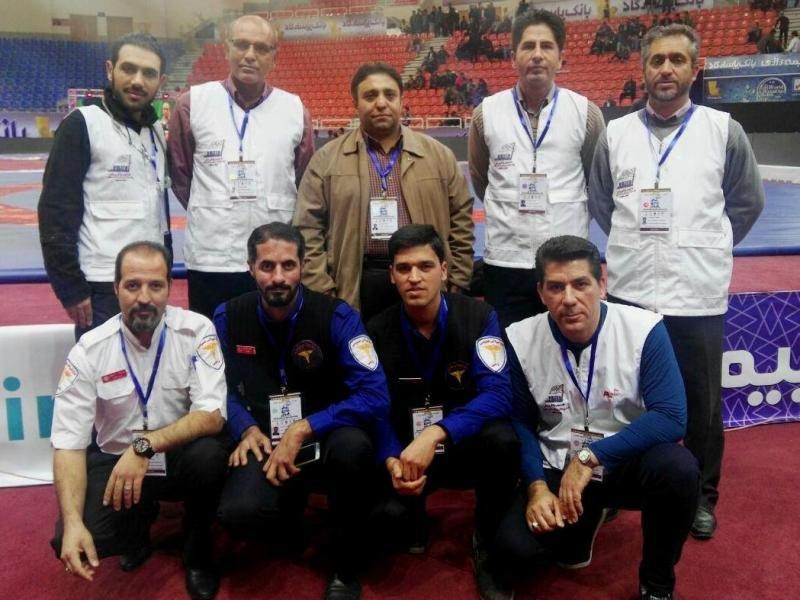 عملکرد تیم پزشکی ورزشی در جام باشگاه های جهان عالی بود
