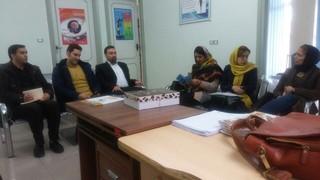نشست کمیته روانشناسی زنجان