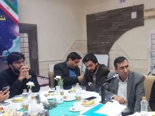نشست مشترک ادارات ورزش و جوانان استان کرمان