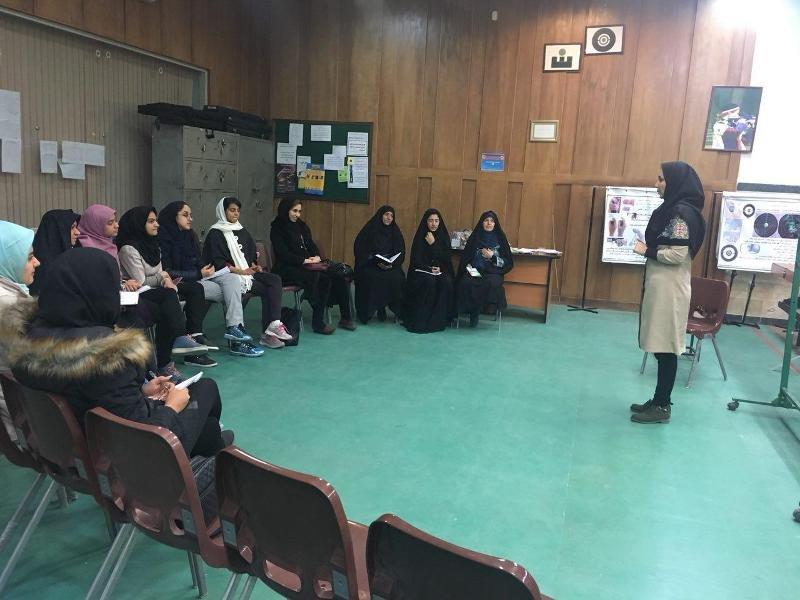 کارگاه آموزش مهارت های زندگی در یزد