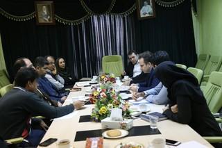 نشست هماهنگی کمیته های تخصصی فدراسیون