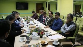نشست هماهنگی کمیته های تخصصی