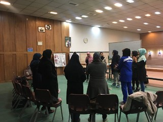 کارگاه آموزش مهارت های زندگی در یزد (مهارت همدلی و ارتباط موثر)