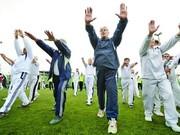 نقش روانی ورزش در سالمندان