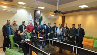 گزارش تصویری دوره آسیبهای ورزشی در دهه مبارک فجر