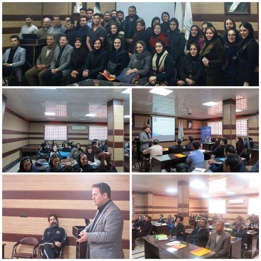 کارگاه های آموزشی کاربردی و مهارت محور در کرمانشاه برگزار شد