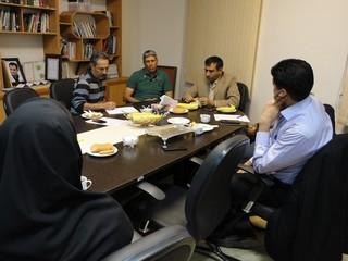 نشست هماهنگی با انجمن آسیب شناسی و حرکات اصلاحی-کرمان