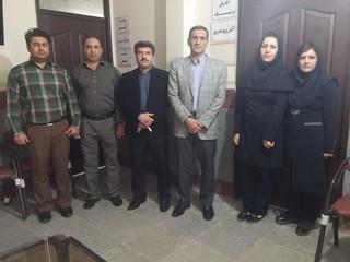 بازدید دکتر غلامرضا نوروزی از هیات پزشکی استان خوزستان