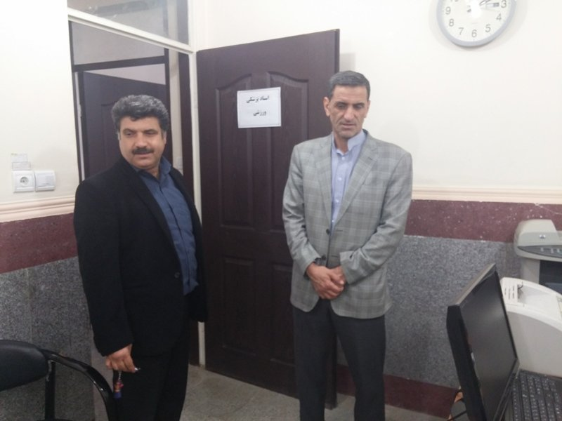 بازدید دکتر نوروزی از هیات پزشکی ورزشی خوزستان