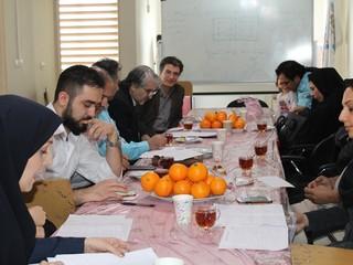 نشست هماهنگی هیأت پزشکی ورزشی قزوین برگزار شد