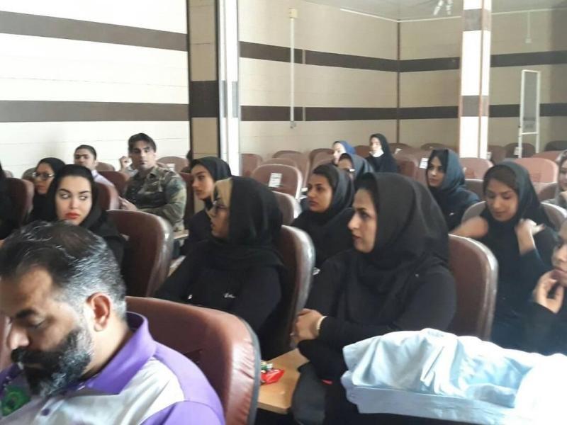 کارگاه آموزشی کنزیوتیپ در آبادان خوزستان
