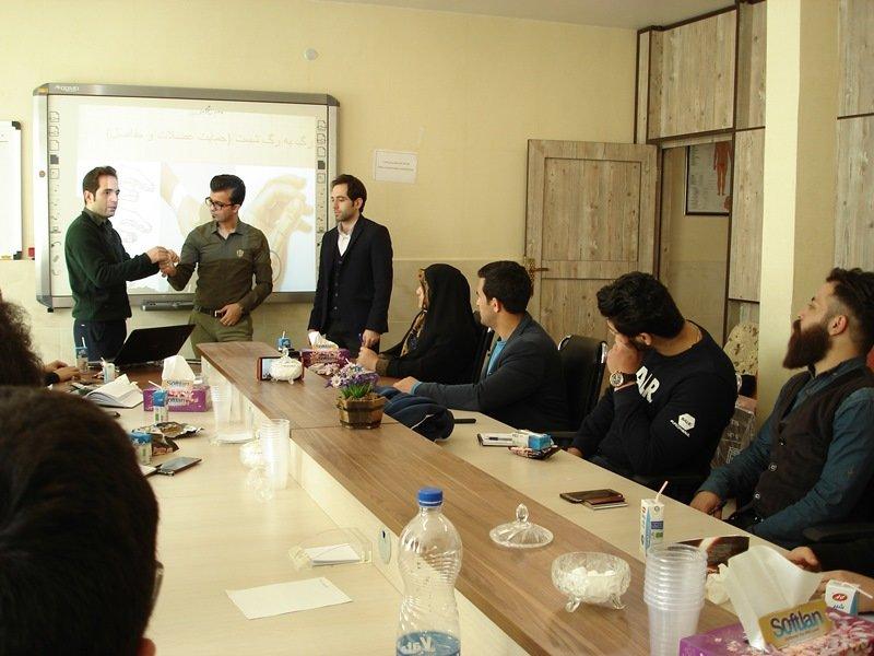 گزارش تصویری/ دوره آموزشی تیپینگ در موبیلیزیشن