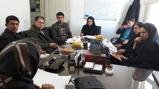 ارائه عملکرد کمیته های تخصصی هیات پزشکی ورزشی زنجان در نشست هیات رئیسه