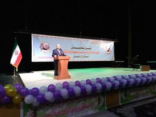 آئین تجلیل از قهرمانان و روسای هیاتهای برتر استان اردبیل