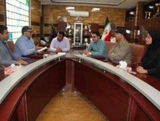 نشست اعضای هیات پزشکی ورزشی با سرپرست اداره کل ورزش و جوانان سیستان و بلوچستان