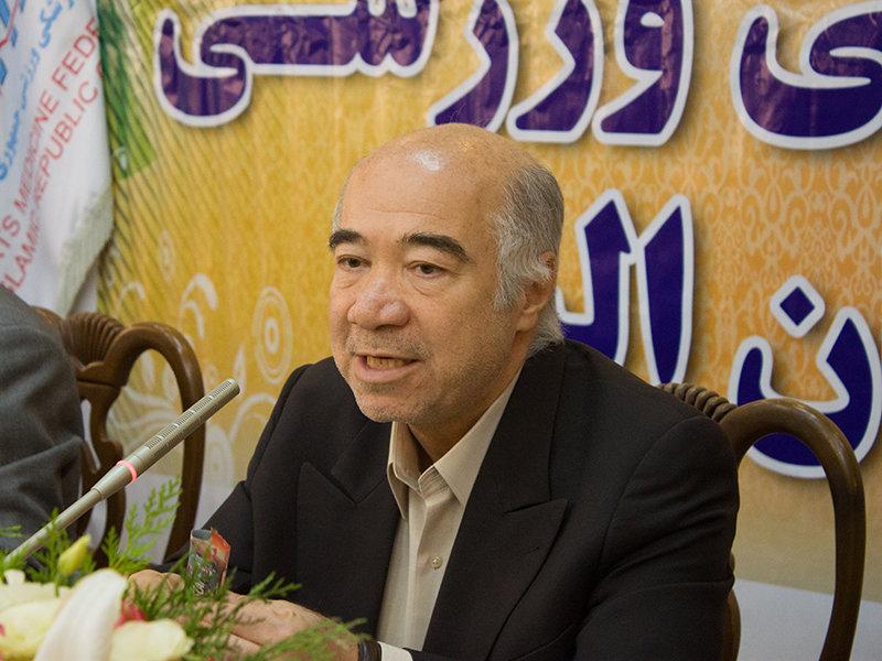 دکتر اردیبهشت درگذشت دکتر تقی خانی را تسلیت گفت