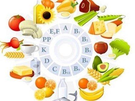 آشنایی با ویتامین ها