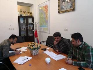 جلسه هدف گذاری هیات پزشکی استان خوزستان