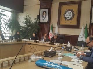 دکتر عابدی فر در جلسه کارگروه سلامت و امنیت غذایی استان تهران شرکت کرد