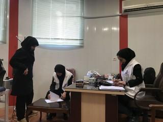 غر بالگری بانوان ورزشکار توسط هیات پزشکی ورزشی استان آذربایجان شرقی