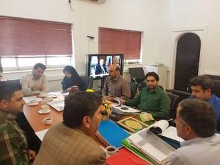 تشکیل جلسه هماهنگی ستاد نظارت بر سلامت باشگاه های خوزستان