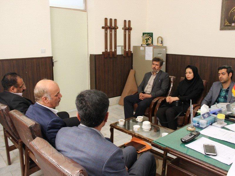 بازدید مدیران هیات پزشکی استان مرکزی از چهار شهرستان تابعه