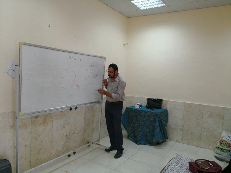 کارگاه آموزشی کمک های اولیه  در خوزستان