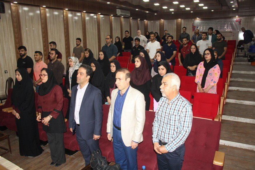 گزارش تصویری/دوره آموزشی تغذیه و مکملهای ورزشی در بوشهر