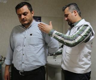 تشکیل پرونده سلامت برای ملی پوشان تیراندازی