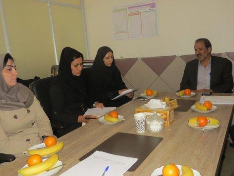 نشست مسولان کمیته ها در چهار محال وبختیاری