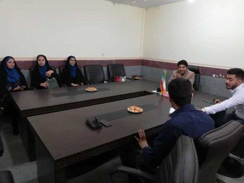 نشست کمیته روانشناسی