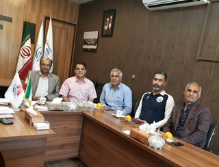 هیات پزشکی فارس با هیات والیبال شیراز