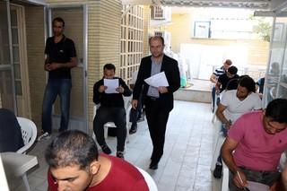 آزمون اولین دوره آموزش ماساژ ورزشی 97 فارس