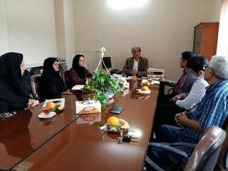 نشست ستاد نظارت بر سلامت اماکن ورزشی استان یزد