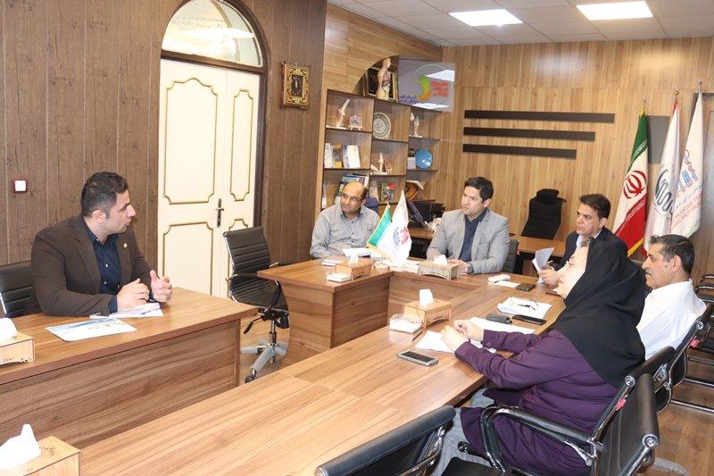 گسترش تعاملات هیات پزشکی ورزشی فارس با هیات کشتی استان