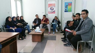 جلسات هفتگی کمیته روانشناسی زنجان