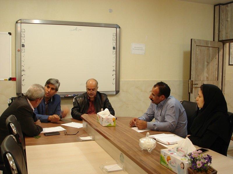 گزارش تصویری /اولین نشست هیات رئیسه هیات پزشکی استان مرکزی