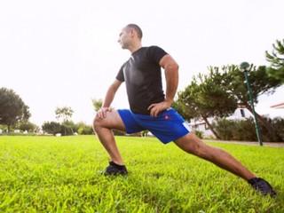 اهمیت گرم کردن قبل از ورزش