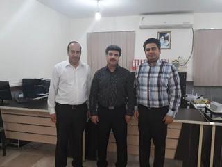 بازدید از   هیات پزشکی ورزشی شهرستان ماهشهر