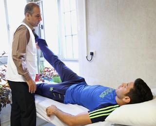معاینات تخصصی ملی پوشان 5 رشته ورزشی