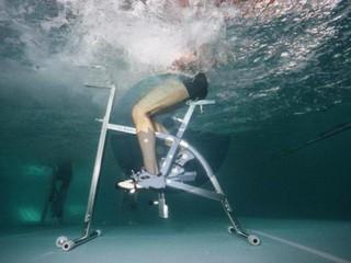 ورزش در آب