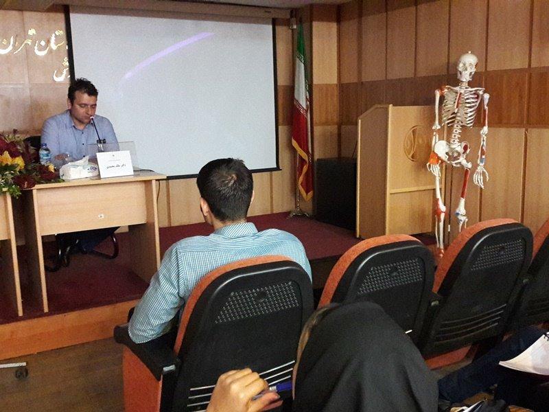 دوره امدادگر ورزشی تیرماه هیأت پزشکی ورزشی استان تهران به مدت ۵ روز برگزار شد.