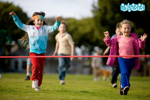 ورزش و کودکان