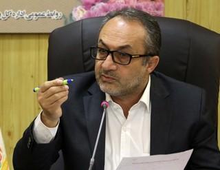 5000 هزار تراکت آموزش ثبت نام آنلاین بیمه ورزشی در سطح استان پخش شده است